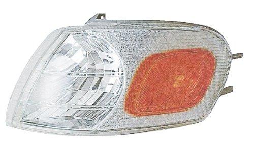 Eagle Eyes GM152-U000L Chevrolet/Oldsmobile/Pontiac Driver Side Park/Signal/Side Marker Lamp Lens and Housing