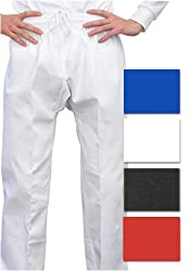 Martial Arts Pants Poly/Cotton by Tiger Claw Inc.
