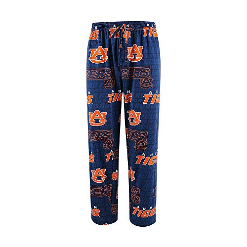 Sideline Apparel Men's Auburn University Tigers Pajama Bottoms Lounge Sleep Pants ()