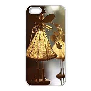 Customized Cover Case with Hard Shell Protection for Iphone 5,5S case with Gadgets lxa#855143