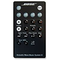 Bose Acoustic Wave Music System II Remote - Black