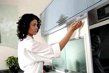 Sensor infrarrojo de iluminación para mueble de cocina (encendido/apagado), se enciende al pasar la mano por encima: Amazon.es: Bricolaje y herramientas