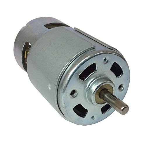 Bemonoc small dc motor 12v high speed 12000 rpm high for High torque high speed dc motor