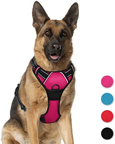 BARKBAY Harness Adjustable Reflective Material product image