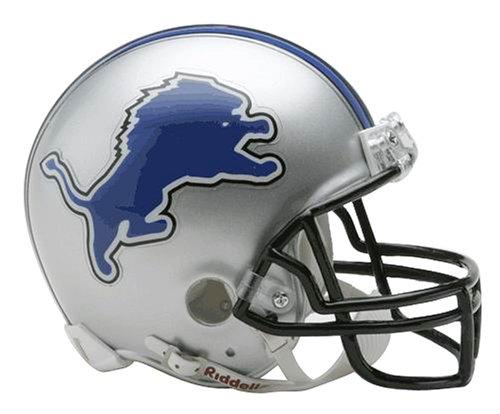 NFL Detroit Lions Replica Mini Football Helmet Detroit Lions Nfl Team Helmet