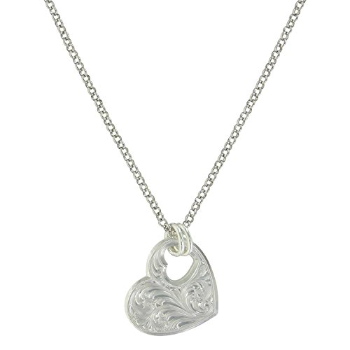 Montana Silversmiths You Have My Heart Necklace - Montana Silversmiths Heart