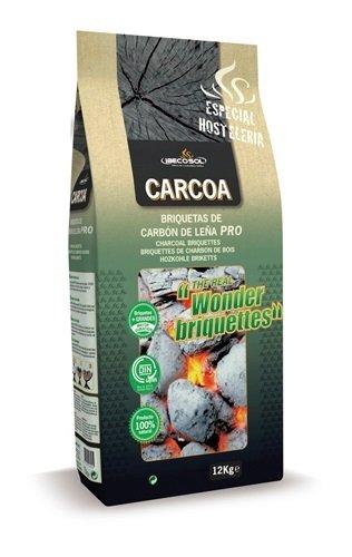 Carcoa Pro Wonder Briquets 12kg - 24.6 Lb