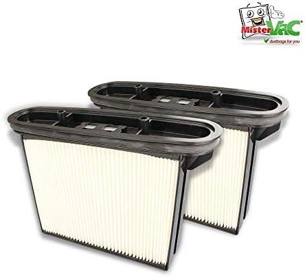 2 X cartuccia filtro adatto BAIER BSS 407 M