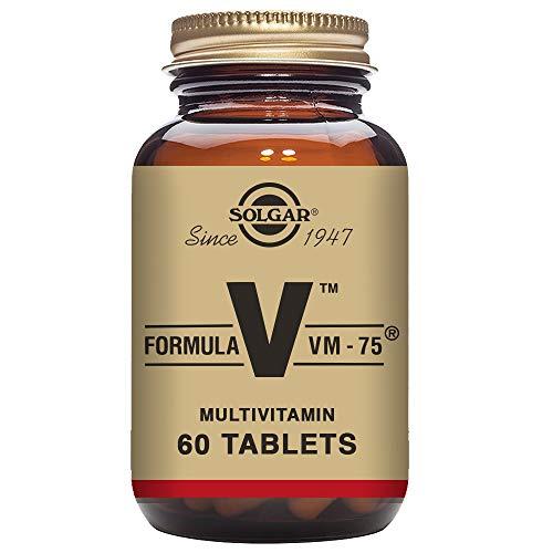 Solgar – Formula VM-75, 60 Tablets