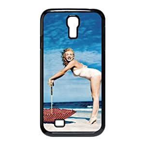 YYCASE Customized Marilyn Monroe Pattern Protective Case Cover for Samsung Galaxy S4 I9500
