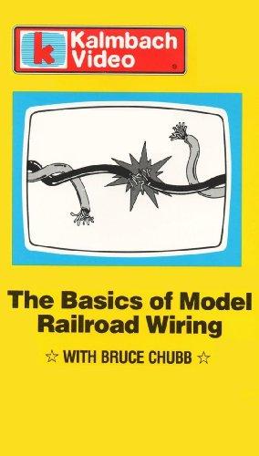 - The Basics of Model Railroad Wiring [VHS]