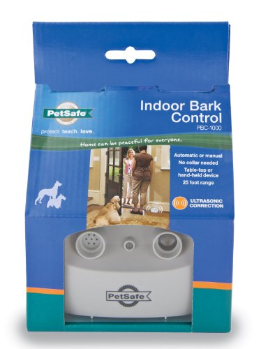 Электроошейник для собак PetSafe Indoor Ultrasonic