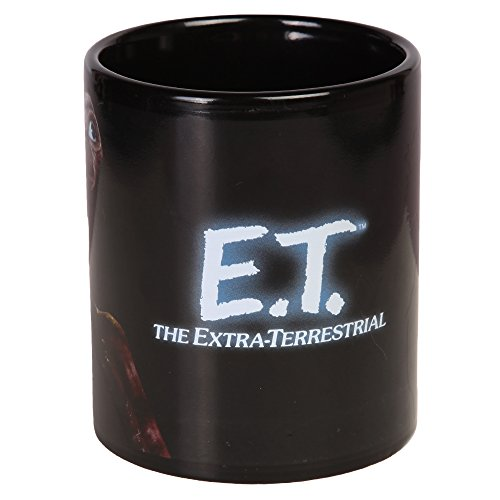 E.T. Chrysanthemums Heat Changing 12 Oz. Coffee Mug -