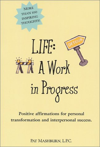 Download Life: A Work In Progress pdf