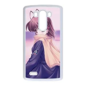 LG G3 Phone Case White Clannad ZHC2671176
