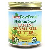 Love Raw Foods Tahini Sesame Seed Butter - Raw 16 oz.