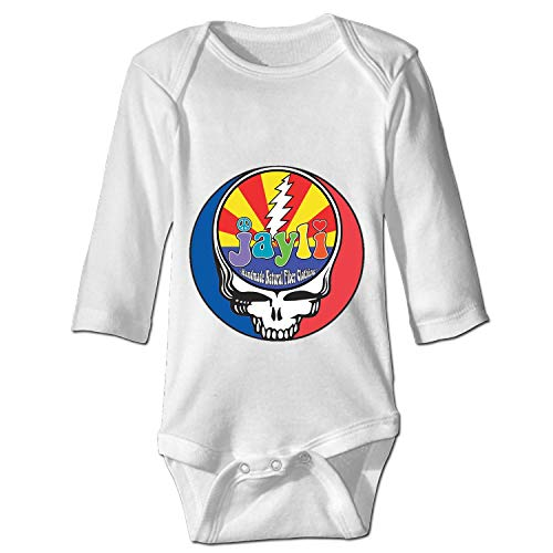 YSKHDBC Baby Clothes Grateful Dead Steal Your Face.webp