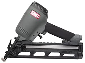 Senco SFN40K 15-Gauge Finish Nailer with Case - Power ...