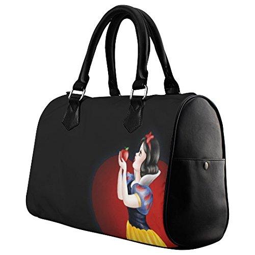 Artsadd Stylish Snow White Princess Make a Wish Barrel Type Handbag (Snow White Handbag)