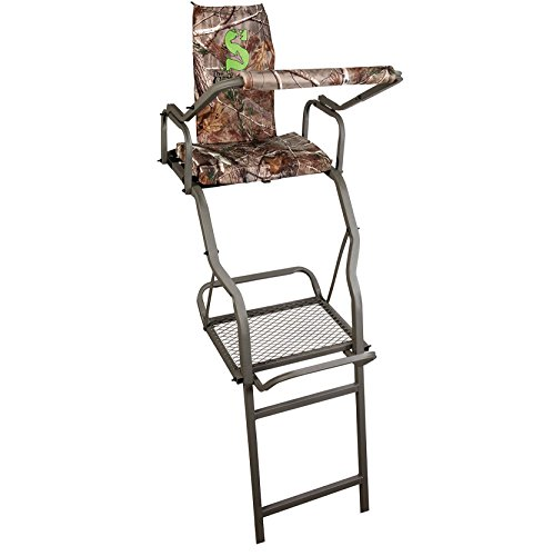 Summit Solo Deluxe Ladder Stand by Summit Treestands