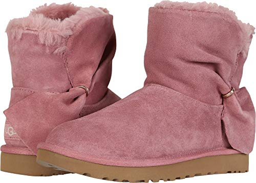 UGG Women's Classic Mini Twist Fashion Boot Pink Dawn 9 M US ()