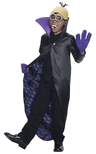 [Rubie's Costume Minions Dracula Child Costume, Medium] (Costume Minions)
