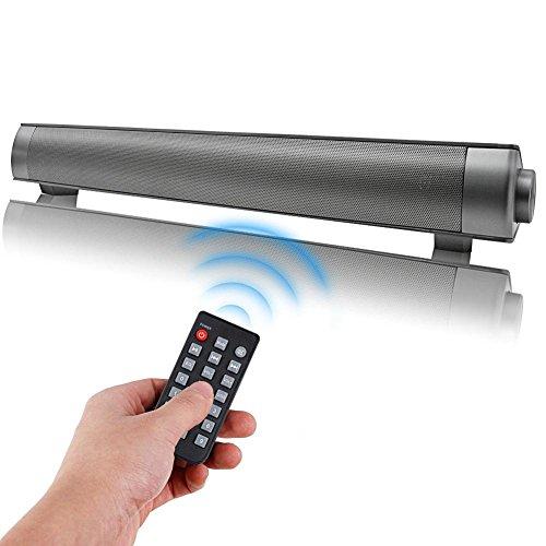 Alloet Wireless Home Theater TV Speaker TV Sound Box Bluetooth Speaker by Alloet