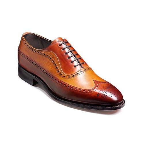 Barker Zapatos estilo: Rochester–Palisandro Pantorrilla/Cedar grano
