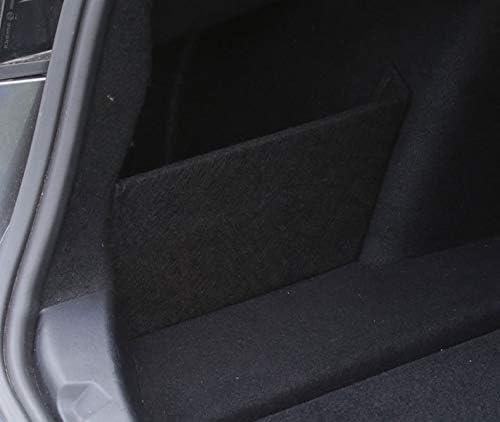 PSLER/® Auto Bagagliaio Posteriore Organizer Laterali Baffle Divisore Accessori per Cherokee 2019