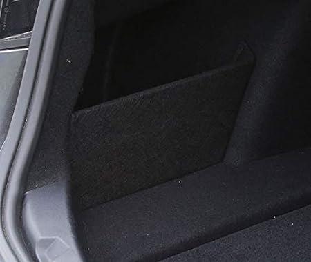 PSLER/® Auto Bagagliaio Posteriore Organizer Laterali Baffle Divisore Accessori per Velar 2019