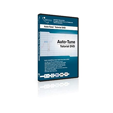 Amazon com: Ask Video Auto Tune Tutorial DVD: Musical