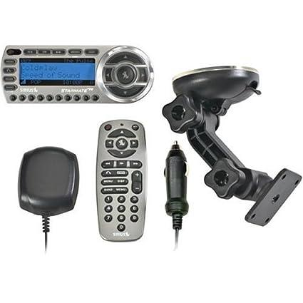 Sirius ST2 Starmate Replay Satellite Radio with Car Kit Sirius Satellite Radio