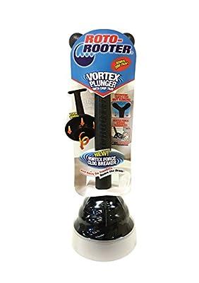 Roto Rooter 301688 Vortex Roto-Rooter Vortex Plunger