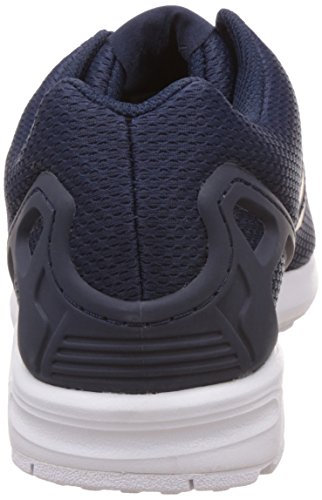Blu adidas New Navy Running Flux Navy New ZX White Unisex Scarpe 0ZZw8Iqr