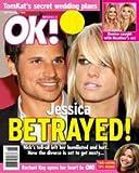 OK Weekly Magazine Jessica Simpson & Nick Lachey May 8, 2006 Issue (Johnny Depp, Natasha Henstridge, Rachael Ray)