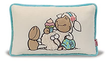 Amazon.com: nici jolly candy sheep and tortoise cushion by nici