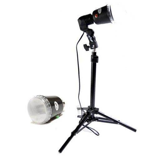 CowboyStudio Backlight Slave Strobe Flash Stand Photo Studio Lighting Kit