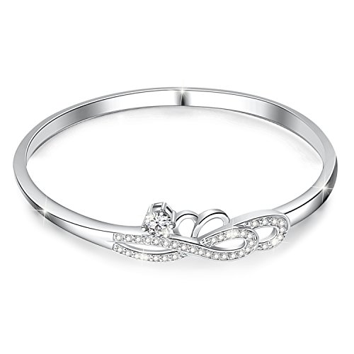 menton-ezil-infinity-love-bangle-bracelets-made-with-swarovski-crystals-women-jewelry-gift-for-her