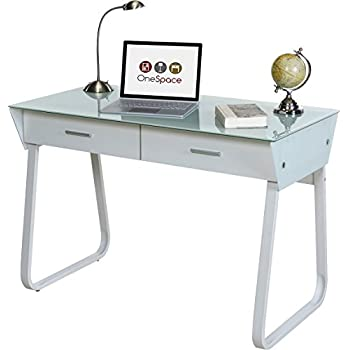 desk glass black clear drawers bykol interior compact with corner pierre top computer small white