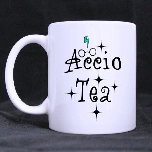 Birthday Coffee White Mug 11 oz Christmas Gift Harry Potter