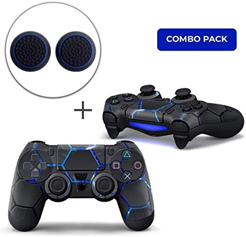 Hex Lightning Combo Pack - PS4 Controller Skins PlayStation ...