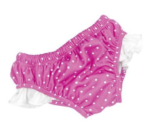 Fashy Baby Badewindelhose, pink/weiß, 98/104, 1557
