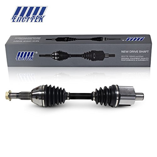 1997 Pontiac Bonneville Axle (Left Front CV Drive Axle Shaft Assembly for Buick Regal/Pontiac Grand Prix 1998 1999 2000 2001 2002 2003 2004, Buick Century, Chevy Impala/Monte Carlo 2006 2007 2008 2009 2010, Oldsmobil Intrigue)