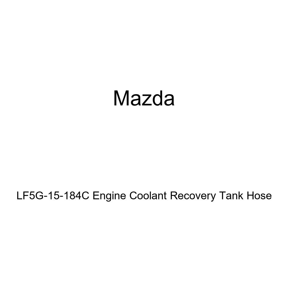 Mazda LF5G-15-184C Engine Coolant Recovery Tank Hose