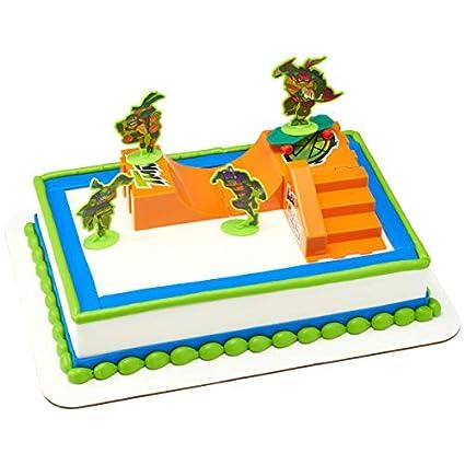 Decopac - Decoración para tartas de las Tortugas Ninja ...