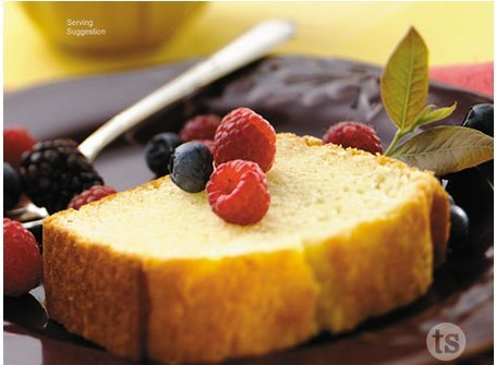 Tastefully Simple - Absolutely Almond Pound Cake Mix - Buy 3 or more & get 1 Free