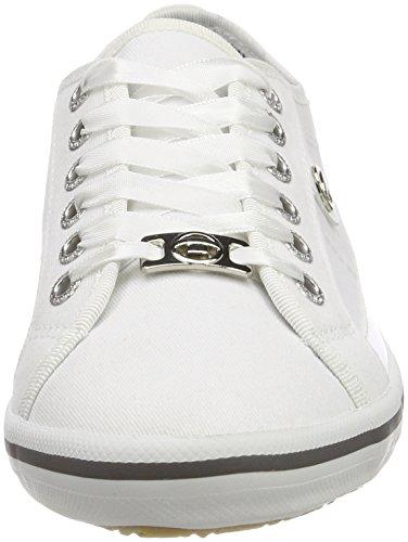 Women's Tom white Tailor Shoes White 4891408 Boat qqHvrnE6P