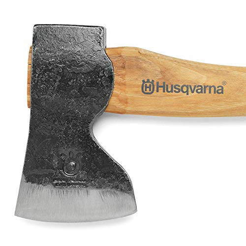 Husqvarna 20 in. Wooden Curved Carpenter Axe by Husqvarna (Image #1)