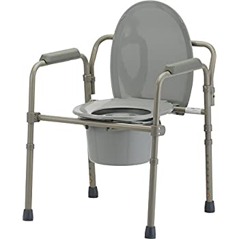 NOVA Medical Products 8700-S Folding Commode