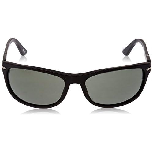 8d9013ee41 Persol 0Po3156S 900058, Gafas de Sol Unisex-Adulto, Negro (Black/Polargreen